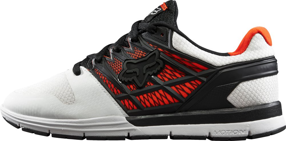 Fox Racing Mens Motion Elite 2 Lightweight Athletic Street Skate Shoes;  Picture 2 of 3 ...