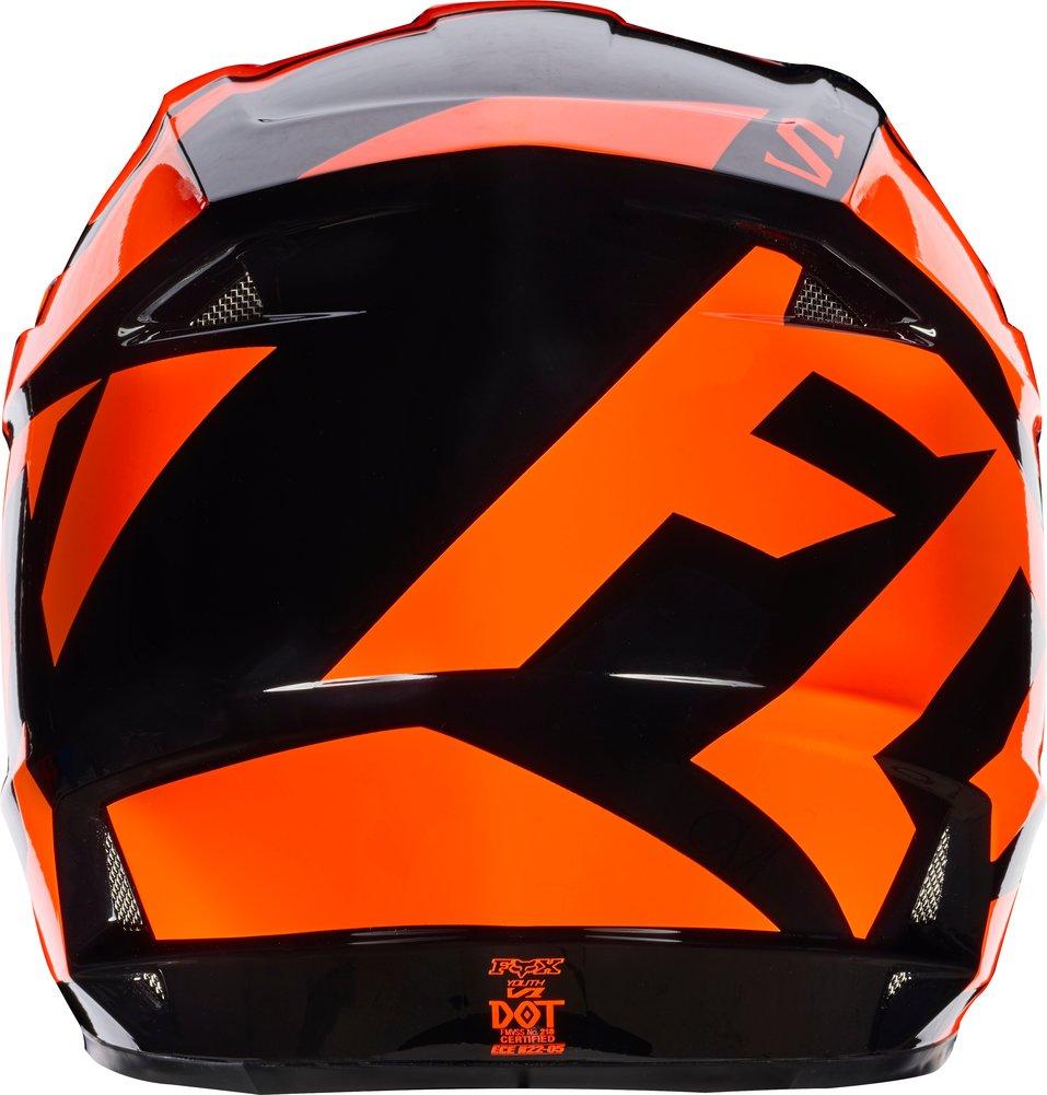 Fox Racing Youth V1 Race Mx Motocross Helmet