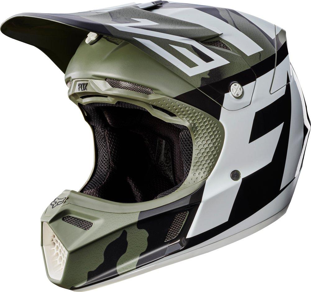 fox racing v3 creo mips mx motocross helmet ebay. Black Bedroom Furniture Sets. Home Design Ideas