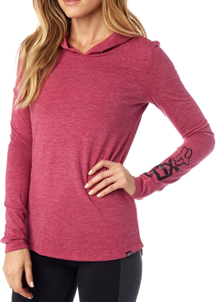 Fox Racing Womens Instant Lightweight Long Sleeve Hooded