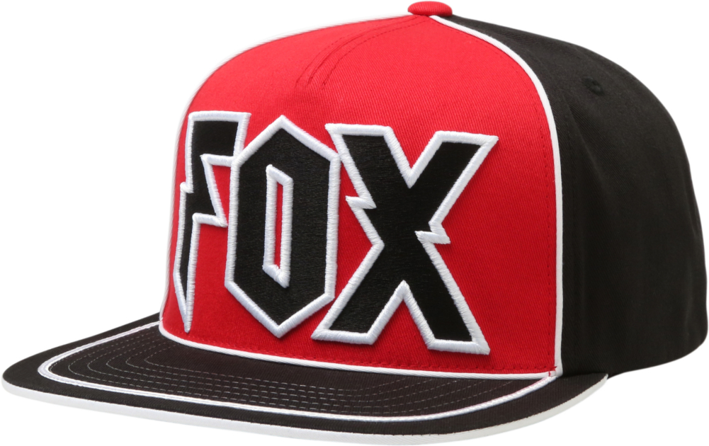 designer fashion dc119 f5abe ... ireland fox racing mens faction snapback adjustable hat 321aa 6158d