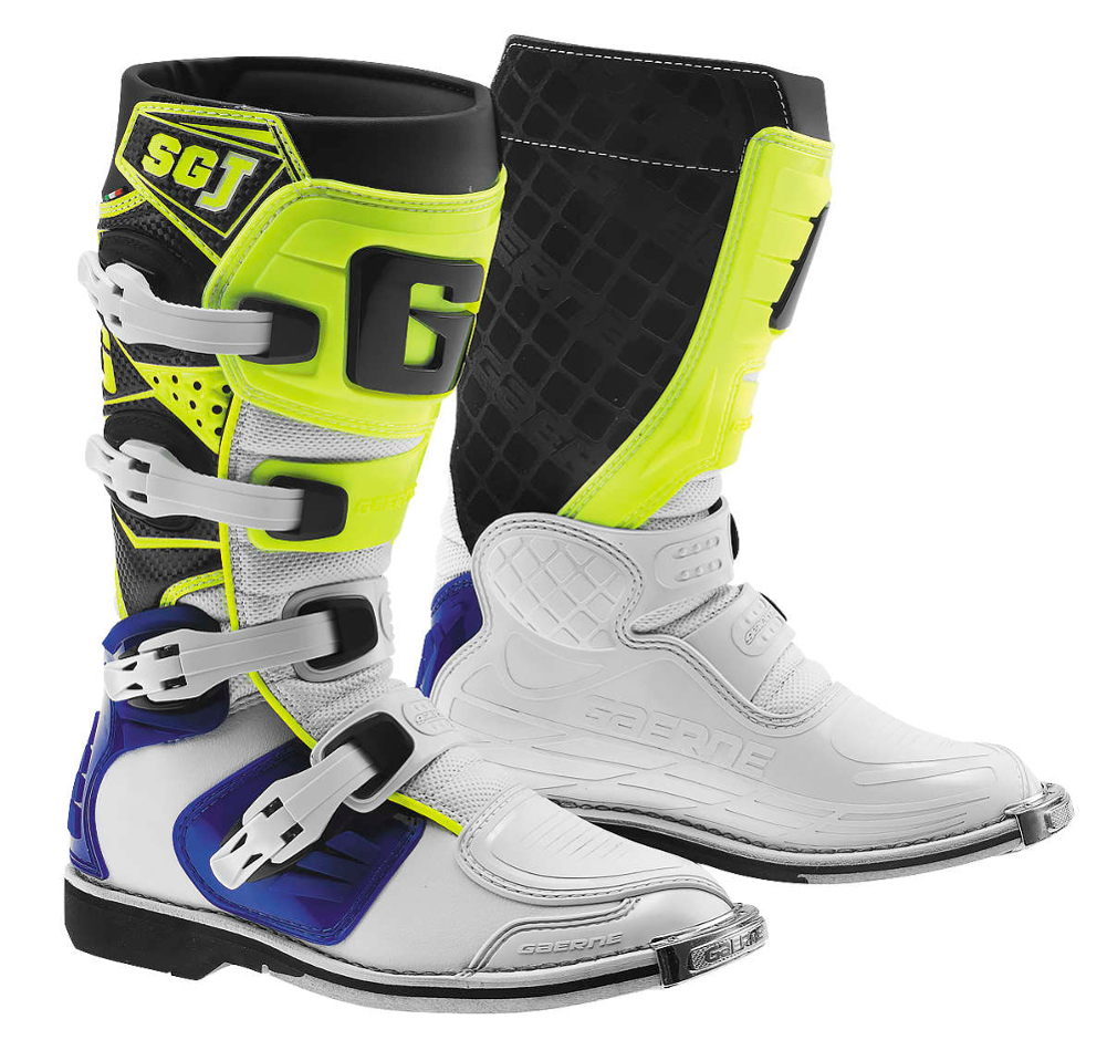 Gaerne Youth Boys SG-J MX Off-Road Motocross Boots