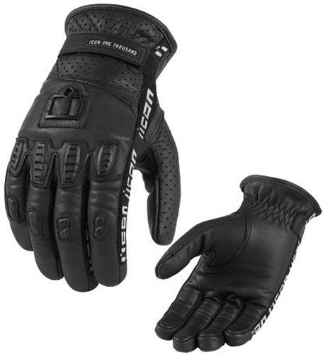 Icon 1000 Collection Turnbuckle Leather Gloves