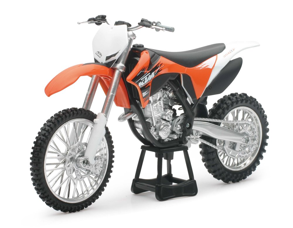 new ray toys ktm 350 sx f 2011 dirt bike toy replica 1 12. Black Bedroom Furniture Sets. Home Design Ideas