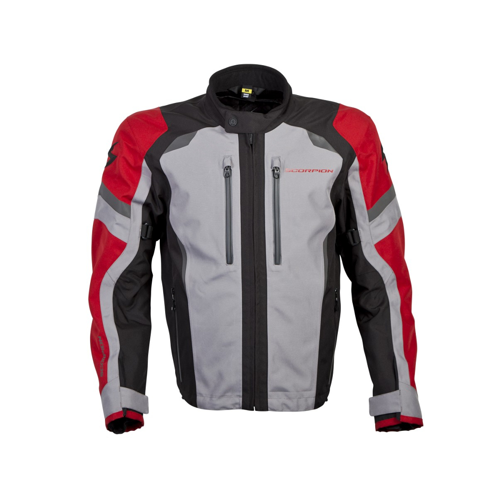 Scorpion-Mens-Optima-Armored-Textile-Riding-Jacket