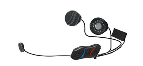 sena technologies low profile bluetooth headset and intercom single pack univ ebay. Black Bedroom Furniture Sets. Home Design Ideas
