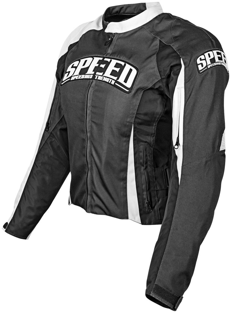 Speed and strength womens jackets