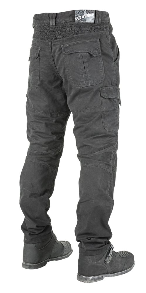 Speed & Strength Mens Dogs of War Armored Riding Moto Pants 2015
