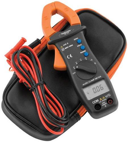 Analog Clamp Meter : Bikemaster lcd analog clamp meter universal ebay