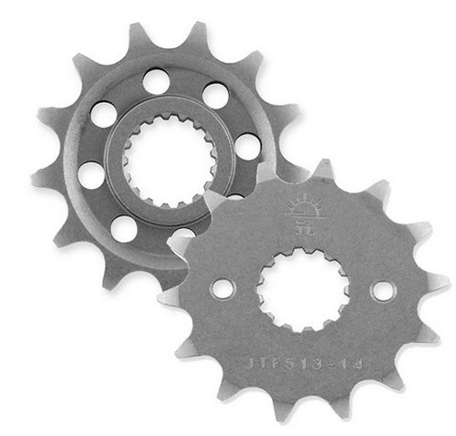 JT Sprockets Front Sprocket 10T For Kawasaki Yamaha 77-10