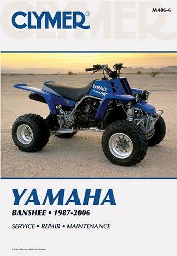 Clymer Manual Yamaha Banshee