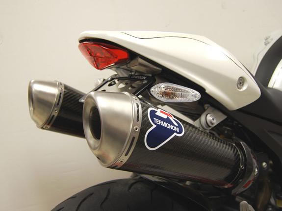 Competition Werkes Fender Eliminator Kit For Ducati Monster 1100 2009-2010