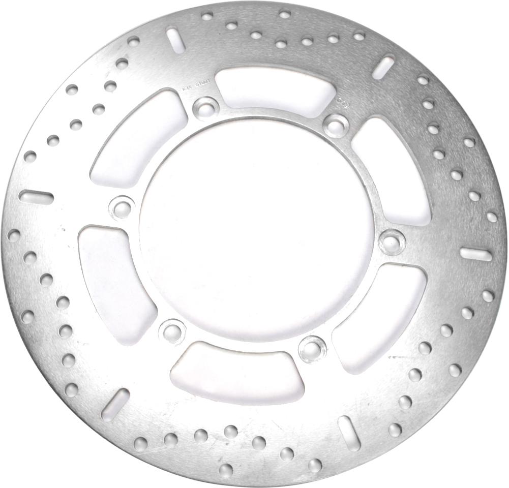 Stainless Brake Rotors : Ebc standard front brake rotor for triumph stainless steel