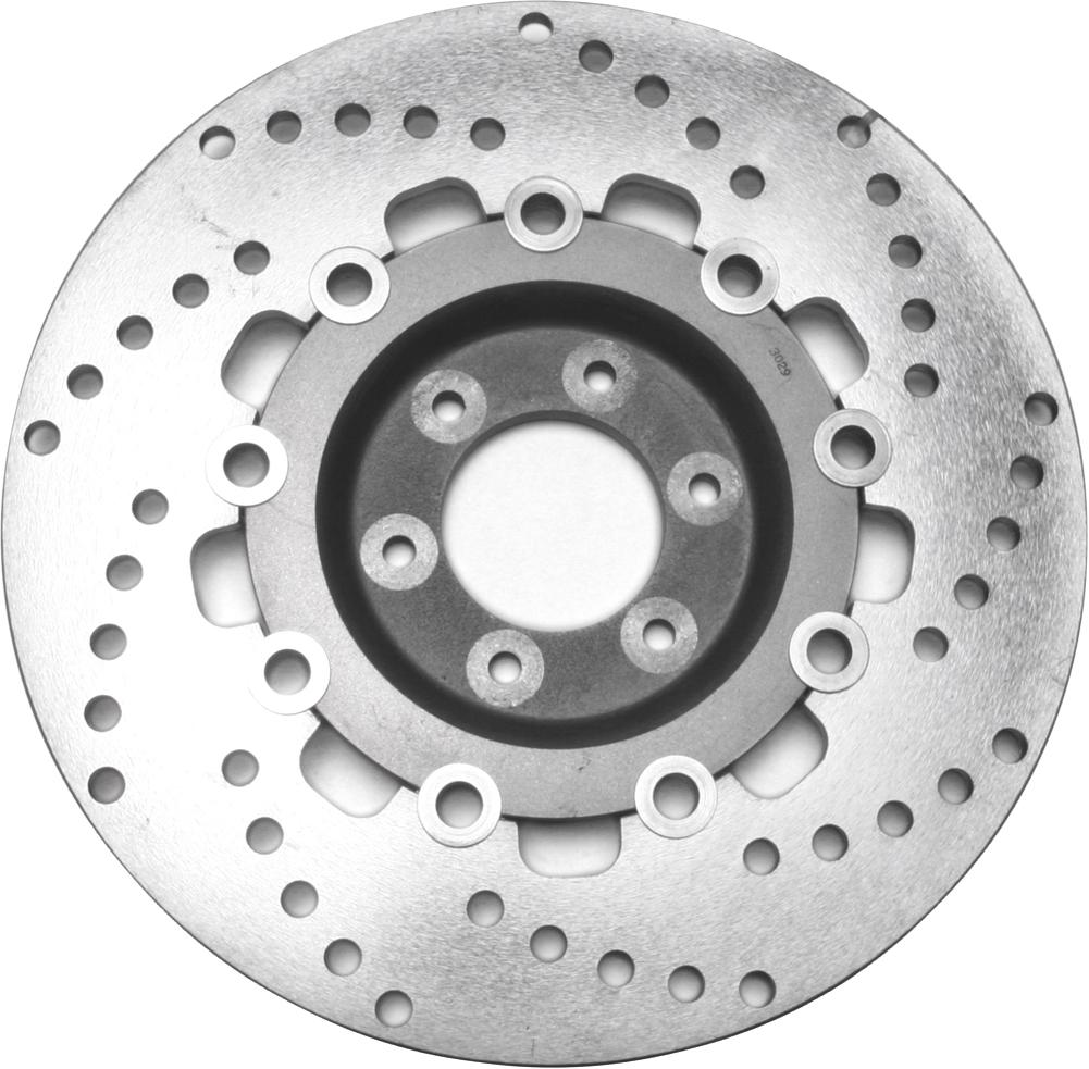 Stainless Brake Rotors : Ebc standard rear brake rotor for suzuki stainless steel
