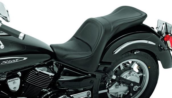 Saddlemen explorer seat for yamaha v star 650 custom 00 10 for Yamaha vstar 650 parts