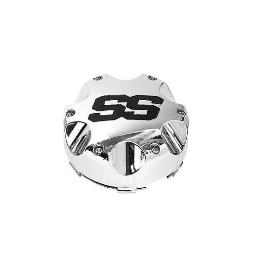 ITP SS Alloy Wheel Center Cap 4 137 Chrome Each