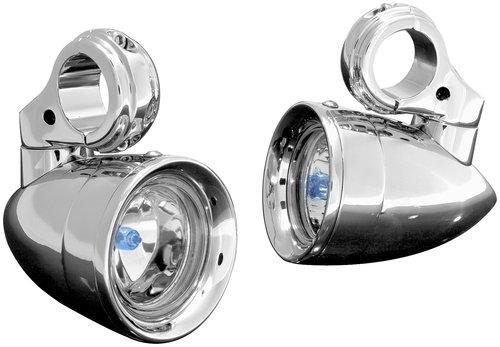 Kuryakyn Engine Guard Mounted Driving Lights Universal Ebay