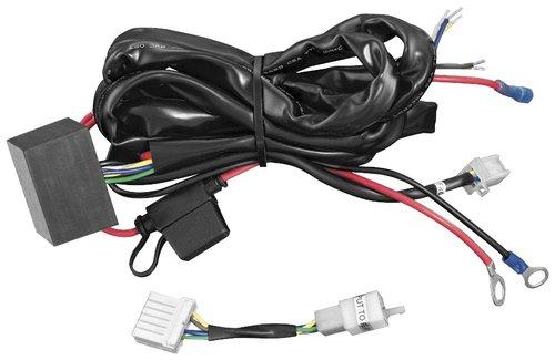 Trailer Wiring Harness Plug Covers : Kuryakyn plug and play trailer wiring relay harness
