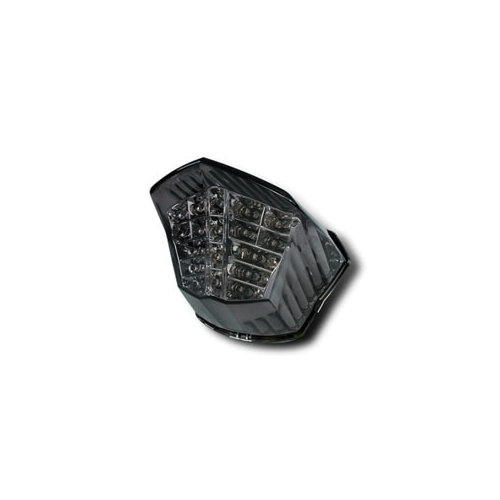 Rumble Concept Led Integrated Taillight Clear For Yamaha