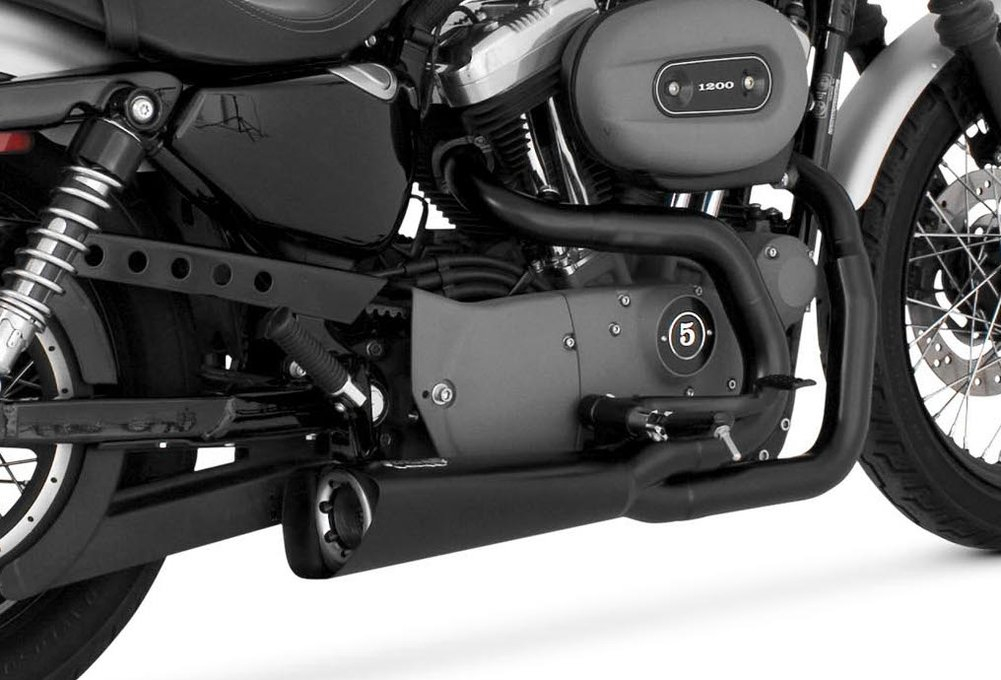 Vance & Hines Competition Series 2 Into 1 Exhaust For