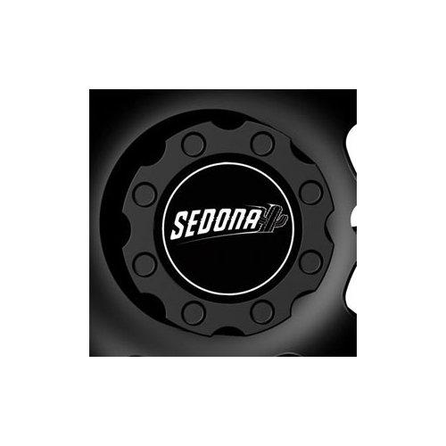 Atv Hub Caps : Sedona atv center cap black universal ebay