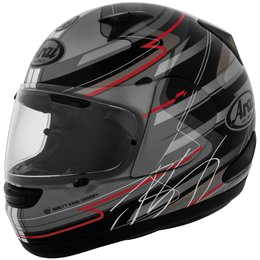 ARAI LIMITED EDITION SIGNET-Q BRETT KING DESIGN FREQUENCYe